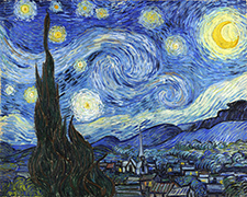 Vincent-van-Gogh---The-Starry-Night---1889-225